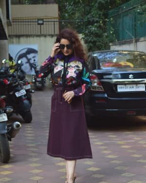 Tisca Chopra - Photos: Celebs Spotted At Andheri | Picture 1751838