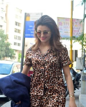 Urvashi Rautela - Photos: Celebs Spotted At Juhu