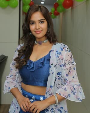 Pujitha Ponnada At The Inauguration Of BeYou Salon At Bhimavaram | Picture 1752537