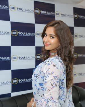 Pujitha Ponnada At The Inauguration Of BeYou Salon At Bhimavaram | Picture 1752522