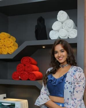 Pujitha Ponnada At The Inauguration Of BeYou Salon At Bhimavaram | Picture 1752523