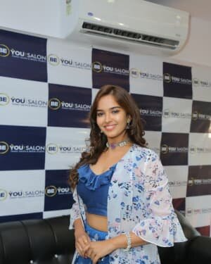 Pujitha Ponnada At The Inauguration Of BeYou Salon At Bhimavaram | Picture 1752521