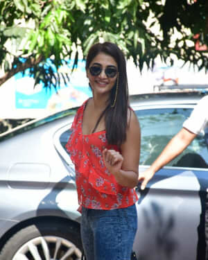 Pooja Hegde - Photos: Celebs Spotted At Bandra | Picture 1753096