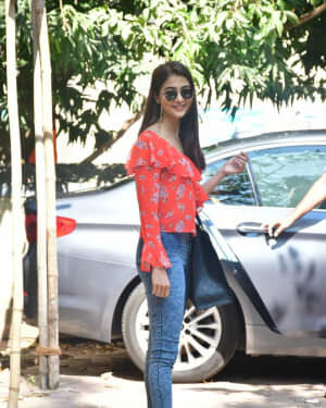 Pooja Hegde - Photos: Celebs Spotted At Bandra | Picture 1753097