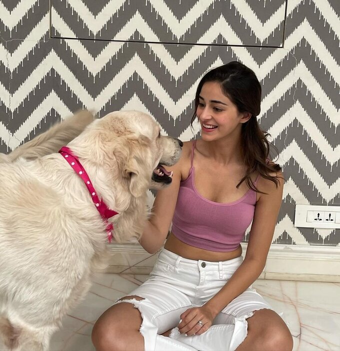 Ananya Pandey Latest Photos | Picture 1755748