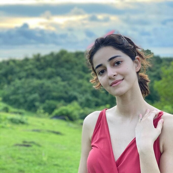 Ananya Pandey Latest Photos | Picture 1755730