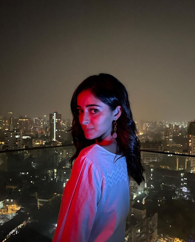 Ananya Pandey Latest Photos | Picture 1755745