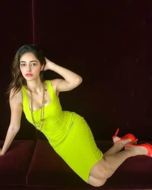Ananya Pandey Latest Photos | Picture 1755721