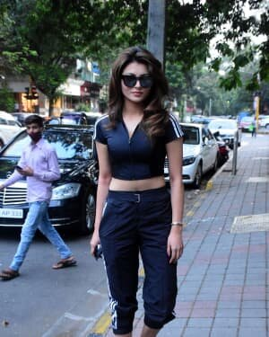 Urvashi Rautela - Photos: Celebs Spotted At Bandra | Picture 1750557