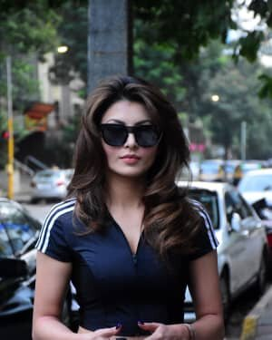 Urvashi Rautela - Photos: Celebs Spotted At Bandra | Picture 1750558