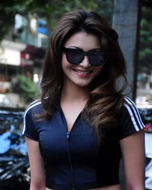 Urvashi Rautela - Photos: Celebs Spotted At Bandra | Picture 1750562
