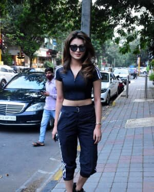 Urvashi Rautela - Photos: Celebs Spotted At Bandra | Picture 1750556