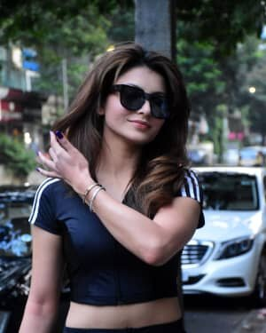 Urvashi Rautela - Photos: Celebs Spotted At Bandra | Picture 1750560