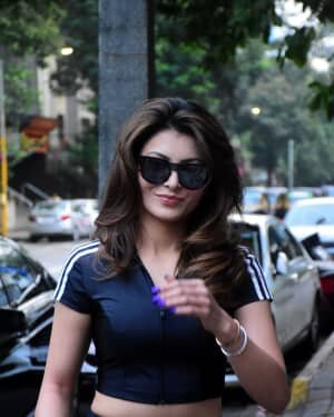 Urvashi Rautela - Photos: Celebs Spotted At Bandra | Picture 1750559