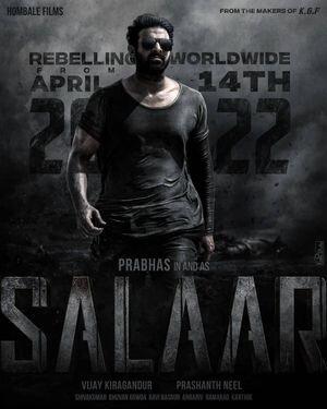Salaar Movie Posters | Picture 1824540