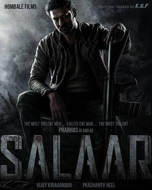 Salaar - Salaar Movie Posters