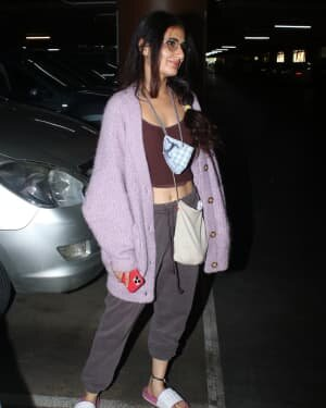 Fatima Sana Shaikh - Photos: Celebs Spotted At Airport | Picture 1777043
