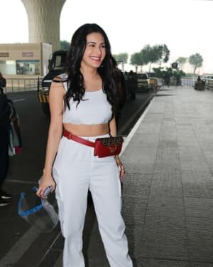 Amyra Dastur - Photos: Celebs Spotted At Airport | Picture 1765557