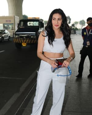 Amyra Dastur - Photos: Celebs Spotted At Airport | Picture 1765558