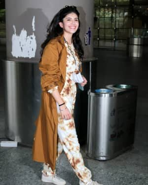 Sanjana Sanghi - Photos: Celebs Spotted At Airport | Picture 1765585
