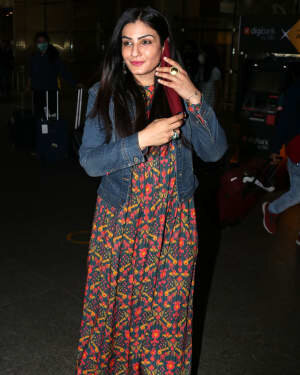 Raveena Tandon - Photos: Celebs Spotted At Airport