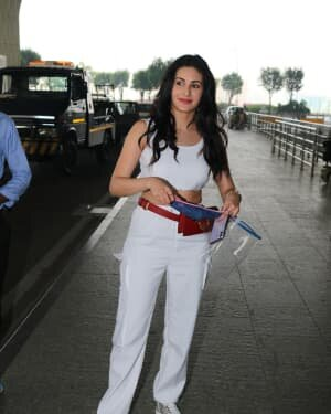 Amyra Dastur - Photos: Celebs Spotted At Airport | Picture 1765561