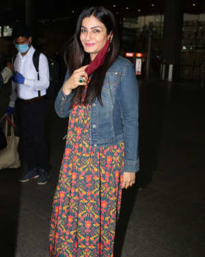 Raveena Tandon - Photos: Celebs Spotted At Airport | Picture 1765633