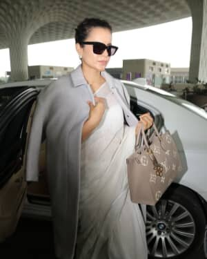 Kangana Ranaut - Photos: Celebs Spotted At Airport