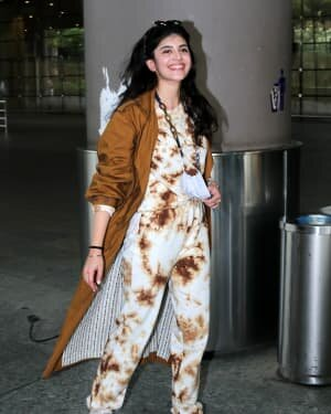 Sanjana Sanghi - Photos: Celebs Spotted At Airport | Picture 1765582