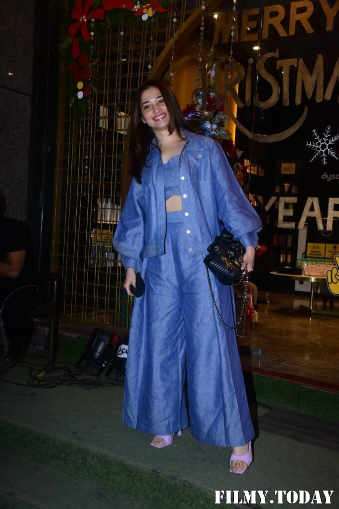 Tamanna Bhatia - Photos: Celebs Spotted At Bandra | Picture 1765563