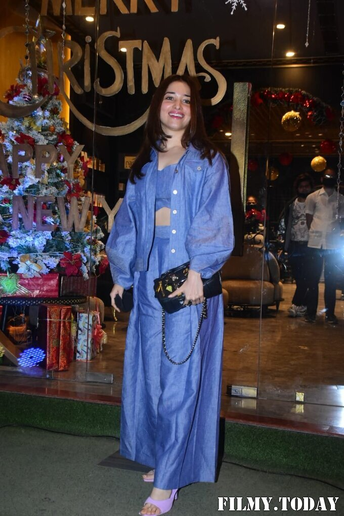 Tamanna Bhatia - Photos: Celebs Spotted At Bandra | Picture 1765569