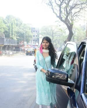 Anjini Dhawan - Photos: Celebs Spotted At Bandra | Picture 1765576