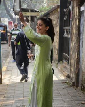 Alaya Furniturewala - Photos: Celebs Spotted At Bandra | Picture 1765583