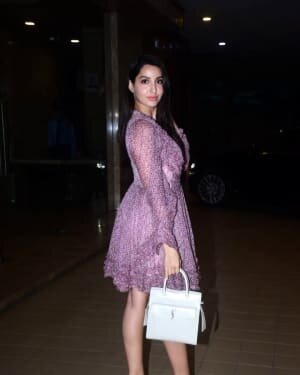 Nora Fatehi - Photos: Celebs Spotted At Bandra | Picture 1765603