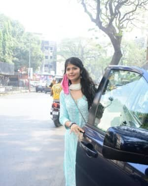 Anjini Dhawan - Photos: Celebs Spotted At Bandra | Picture 1765577