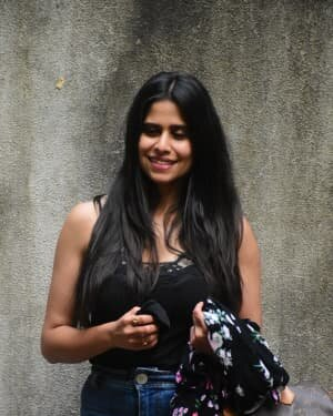 Sai Tamhankar - Photos: Celebs Spotted At Bandra | Picture 1765629