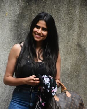 Sai Tamhankar - Photos: Celebs Spotted At Bandra | Picture 1765624