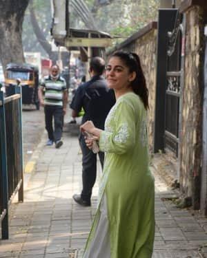 Alaya Furniturewala - Photos: Celebs Spotted At Bandra | Picture 1765581