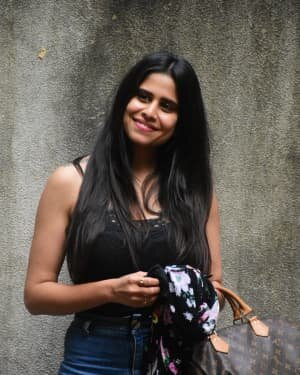 Sai Tamhankar - Photos: Celebs Spotted At Bandra | Picture 1765623