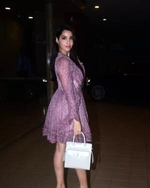 Nora Fatehi - Photos: Celebs Spotted At Bandra | Picture 1765601