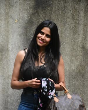 Sai Tamhankar - Photos: Celebs Spotted At Bandra | Picture 1765628