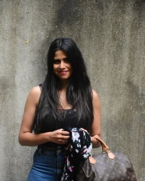 Sai Tamhankar - Photos: Celebs Spotted At Bandra | Picture 1765625