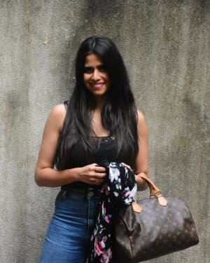 Sai Tamhankar - Photos: Celebs Spotted At Bandra | Picture 1765626