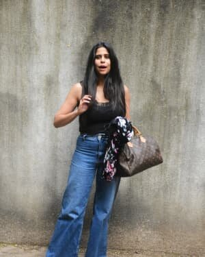 Sai Tamhankar - Photos: Celebs Spotted At Bandra | Picture 1765622