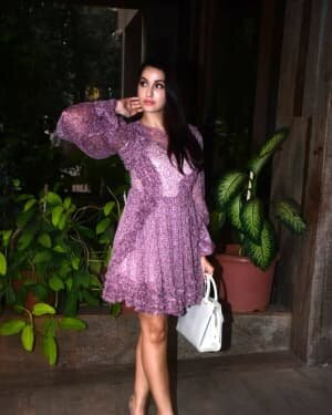 Nora Fatehi - Photos: Celebs Spotted At Bandra | Picture 1765605