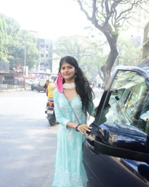 Anjini Dhawan - Photos: Celebs Spotted At Bandra
