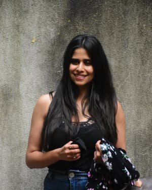 Sai Tamhankar - Photos: Celebs Spotted At Bandra