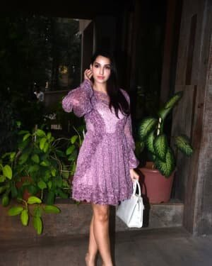 Nora Fatehi - Photos: Celebs Spotted At Bandra | Picture 1765604