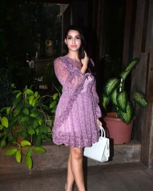 Nora Fatehi - Photos: Celebs Spotted At Bandra | Picture 1765599