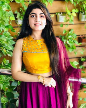 Manasa Radhakrishnan Latest Photos | Picture 1767875